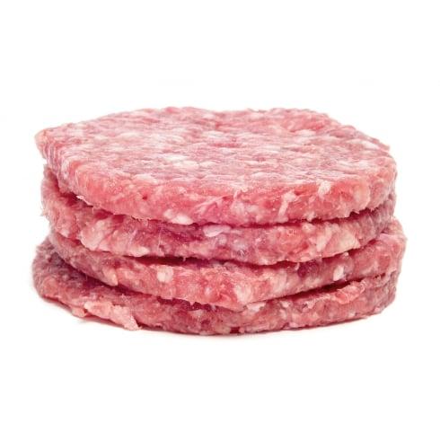 American Burgers 12 pack