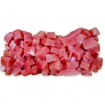 Bacon pieces