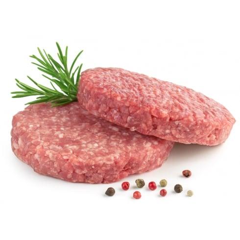 Pork Burgers 4 pack