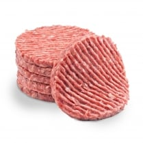 Stars & Stripe Burgers 4 pack