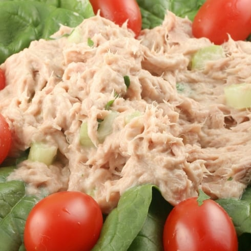 Tuna Mayonnaise Sandwich Filler
